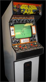 Arcade Cabinet for Golden Axe.