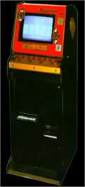 Arcade Cabinet for Golden Poker Double Up.
