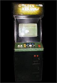 Arcade Cabinet for Golden Tee Golf.
