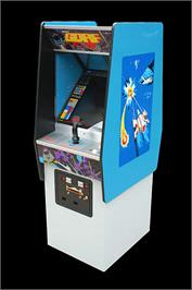 Arcade Cabinet for Gorf.