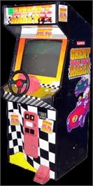 Arcade Cabinet for Great 1000 Miles Rally: Evolution Model!!!.