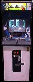 Arcade Cabinet for Great Gurianos.