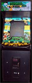 Arcade Cabinet for Guerrilla War.