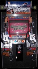 Arcade Cabinet for Guitar Freaks 10th Mix.