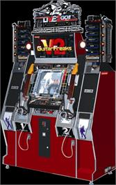 Arcade Cabinet for Guitar Freaks 2nd Mix Ver 1.01.