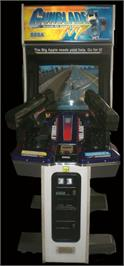 Arcade Cabinet for Gunblade NY.