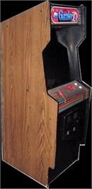 Arcade Cabinet for Guzzler.