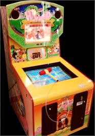 Arcade Cabinet for Hammer.