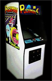Arcade Cabinet for Hangly-Man.