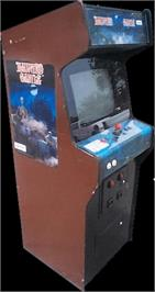 Arcade Cabinet for Haunted Castle.