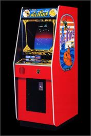 Arcade Cabinet for HeliFire.