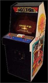 Arcade Cabinet for Hellfire.