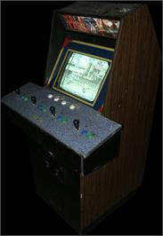 Arcade Cabinet for Hook.