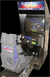 Arcade Cabinet for Hyperdrive.