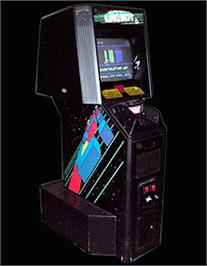 Arcade Cabinet for I, Robot.