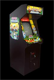 Arcade Cabinet for Ikari Warriors.
