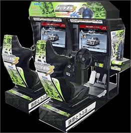 Arcade Cabinet for Initial D Arcade Stage Ver. 3.