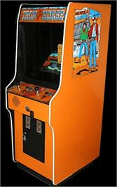 Arcade Cabinet for Iron Horse.