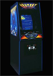 Arcade Cabinet for Journey.