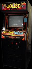 Arcade Cabinet for Joust.