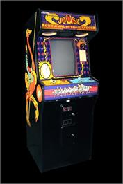 Arcade Cabinet for Joust 2 - Survival of the Fittest.