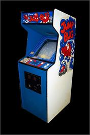 Arcade Cabinet for Jump Bug.