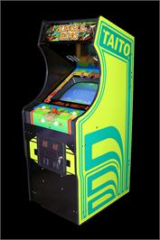 Arcade Cabinet for Jungle King.