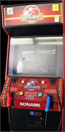 Arcade Cabinet for Jurassic Park 3.