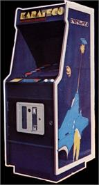 Arcade Cabinet for Kamikaze.