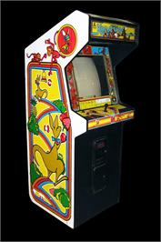 Arcade Cabinet for Kangaroo.