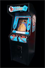 Arcade Cabinet for Karate Champ.