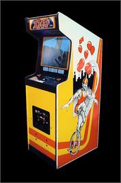 Arcade Cabinet for Kick.
