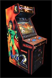 Arcade Cabinet for Killer Instinct 2.