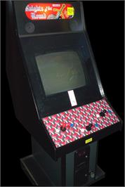 Arcade Cabinet for Knights of the Round.