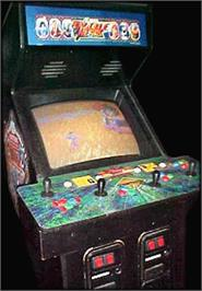 Arcade Cabinet for Knuckle Heads.