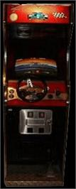 Arcade Cabinet for Konami RF2 - Red Fighter.
