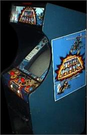 Arcade Cabinet for Kyukyoku Tiger.