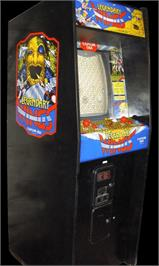 Arcade Cabinet for Legendary Wings.