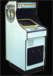 Arcade Cabinet for Leprechaun.