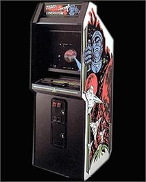 Arcade Cabinet for Liberator.