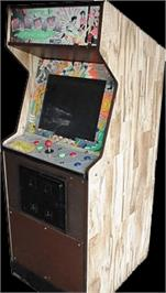 Arcade Cabinet for Little Hero.
