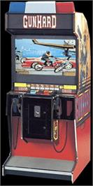 Arcade Cabinet for Locked 'n Loaded.