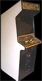 Arcade Cabinet for Lunar Battle.