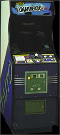 Arcade Cabinet for Lunar Rescue.