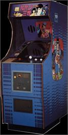 Arcade Cabinet for Lupin III.