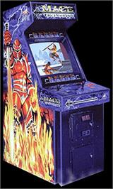 Arcade Cabinet for Mace: The Dark Age.