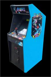 Arcade Cabinet for Mag Max.