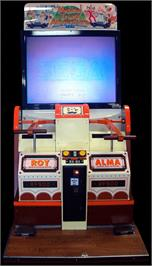 Arcade Cabinet for Magical Truck Adventure.