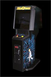 Arcade Cabinet for Major Havoc.