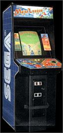 Arcade Cabinet for Major League.